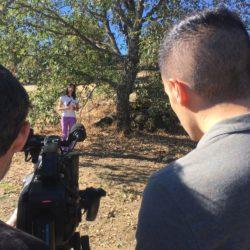 Entrevista a la responsable cuidadora de los lobos en el Centro de Naturaleza Cañada Real (Madrid)