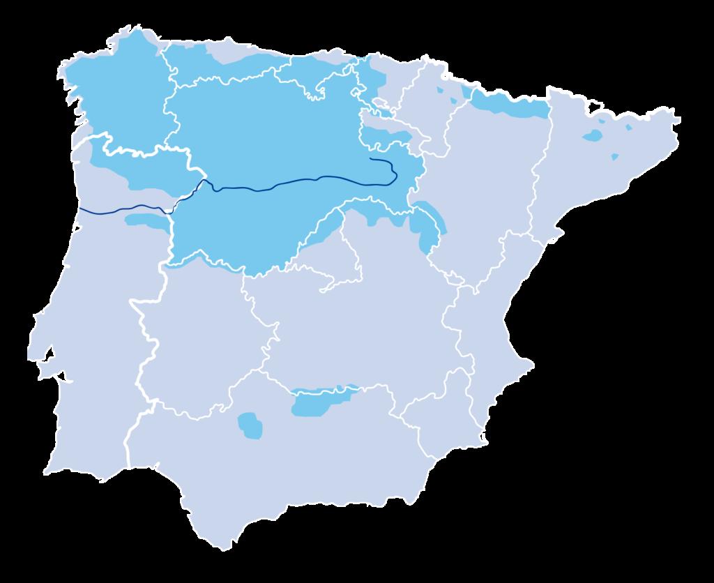 Presencia actual del lobo en la Península Ibérica